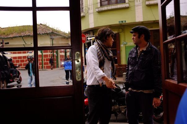 hedy bach photography ~ FUJI x100 ~ Bogotá ~ beer ~ 1