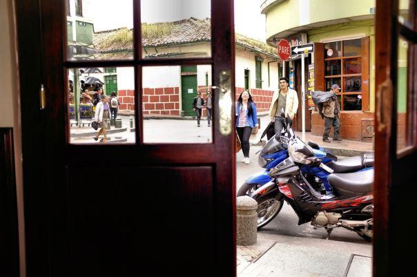 hedy bach photography ~ FUJI x100 ~ Bogotá ~ beer ~ 2