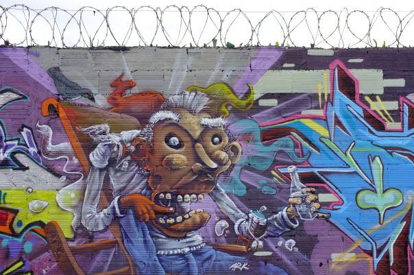 hedy bach photography ~  Bogotá, Colombia ~ Graffiti 4