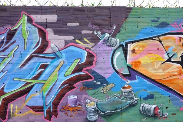 hedy bach photography ~  Bogotá, Colombia ~ Graffiti 5