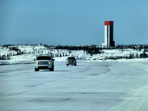 hedy bach photography ~ lumix ~ yellowknife ~ ice road ~ 4