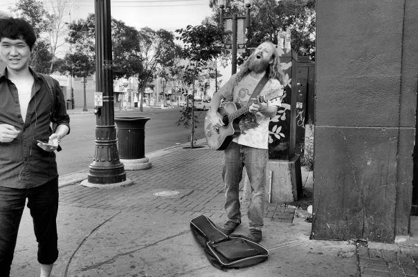 hedy bach photography ~ FUJI x100 ~ SLOPPYBUDDHIST ~ edmonton streets ~ b&w