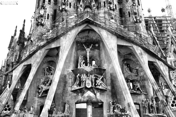 hedy bach photography ~ Sloppy Buddhist ~ fijifilmX100 ~ Sagrada Família, Barcelona, Catalonia ~ 3