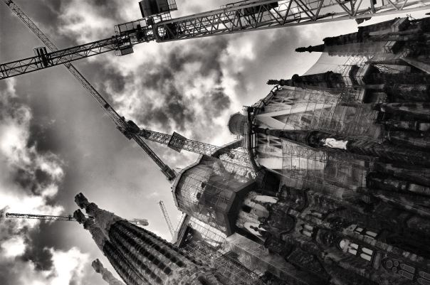 hedy bach photography ~ Sloppy Buddhist ~ fijifilmX100 ~ Sagrada Família, Barcelona, Catalonia ~ 6
