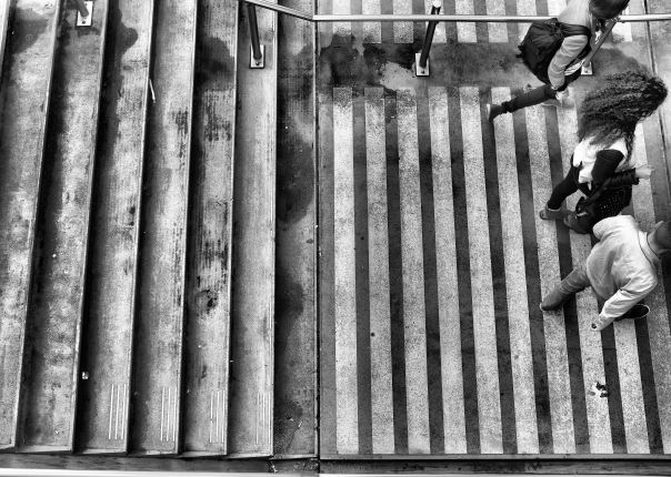 hedy bach photography ~  FujiFilm X100 ~ Amsterdam ~ stairs 4