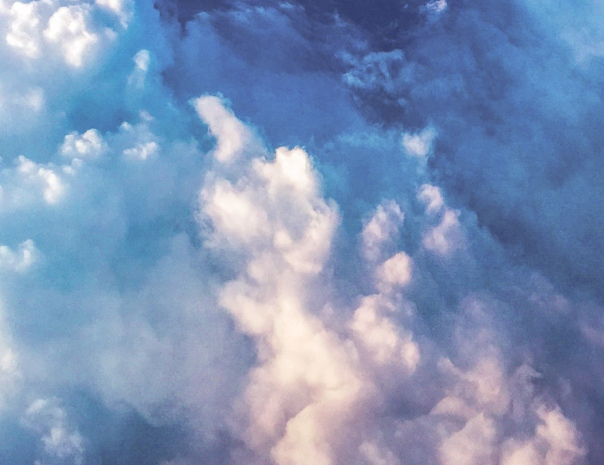 Hedy Bach Photography - airplane clouds - 1