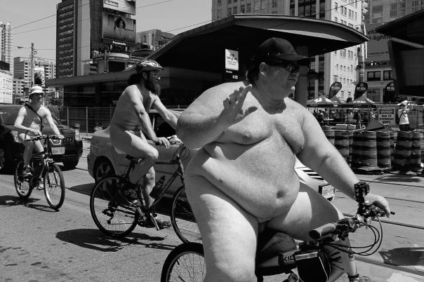 Hedy Bach Photography - nude bike ride - 11