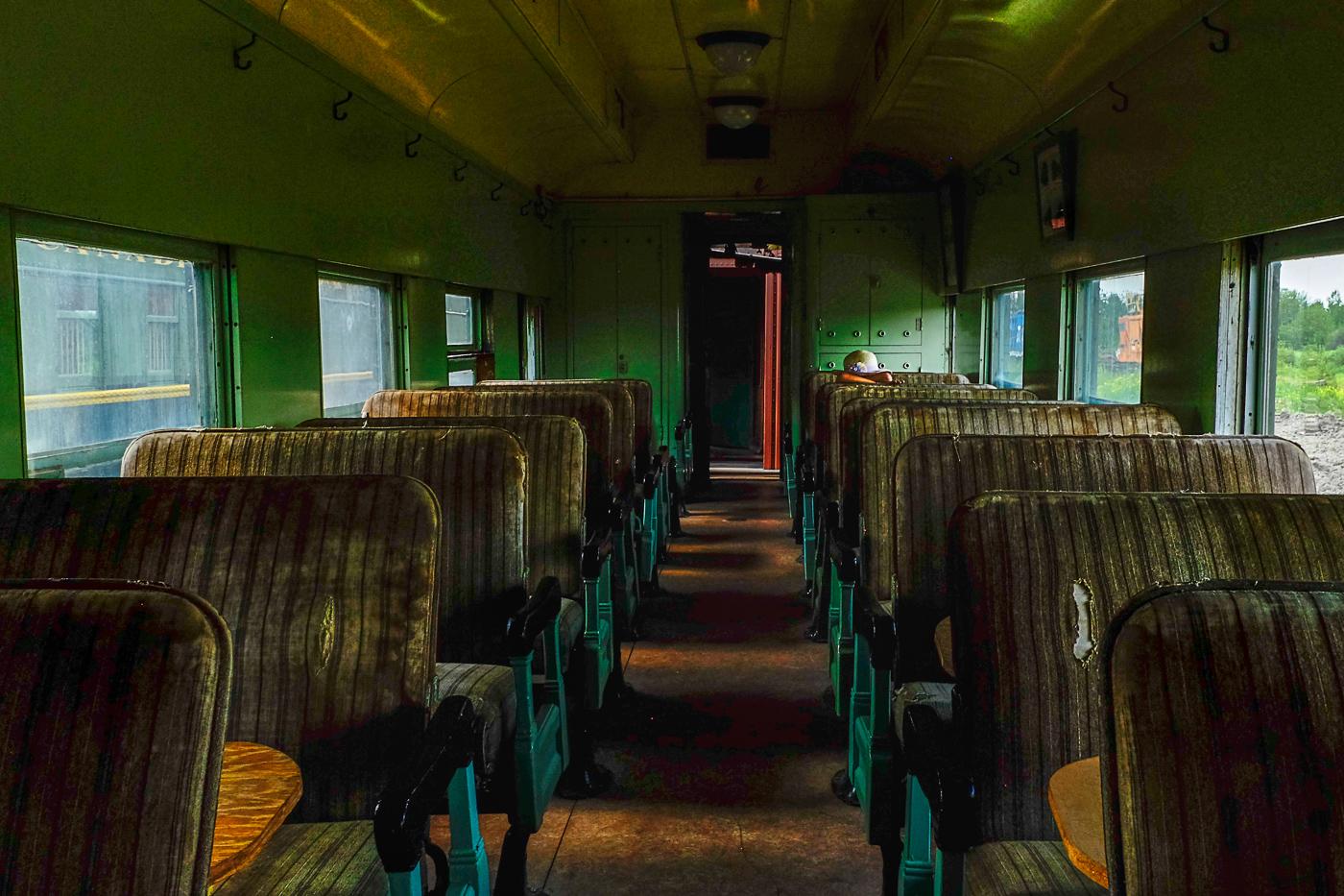 Hedy Bach Photography - Alberta Train Muesum - 2