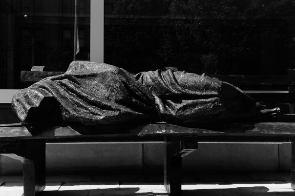 Hedy Bach Photography - TO - homeless b-w - 2