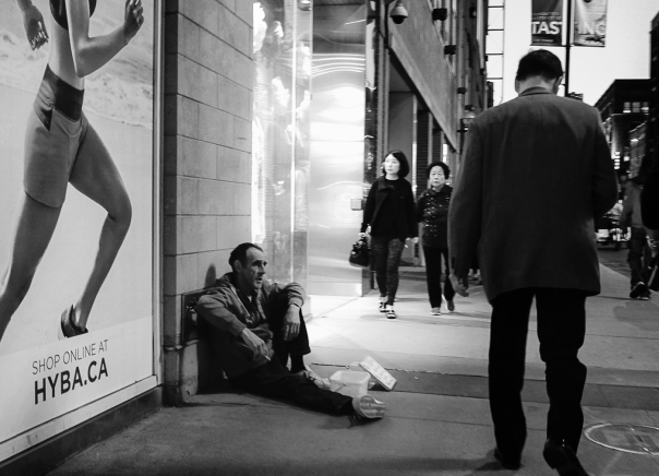 Hedy Bach Photography - TO - homeless b-w - 5