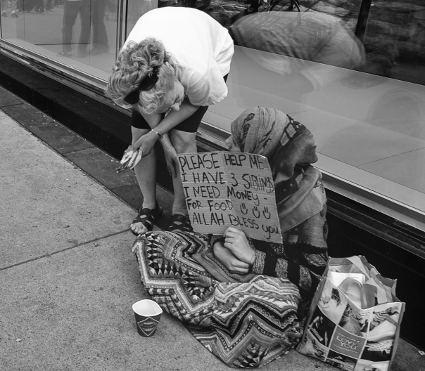 Hedy Bach Photography - TO - homeless b-w - 8
