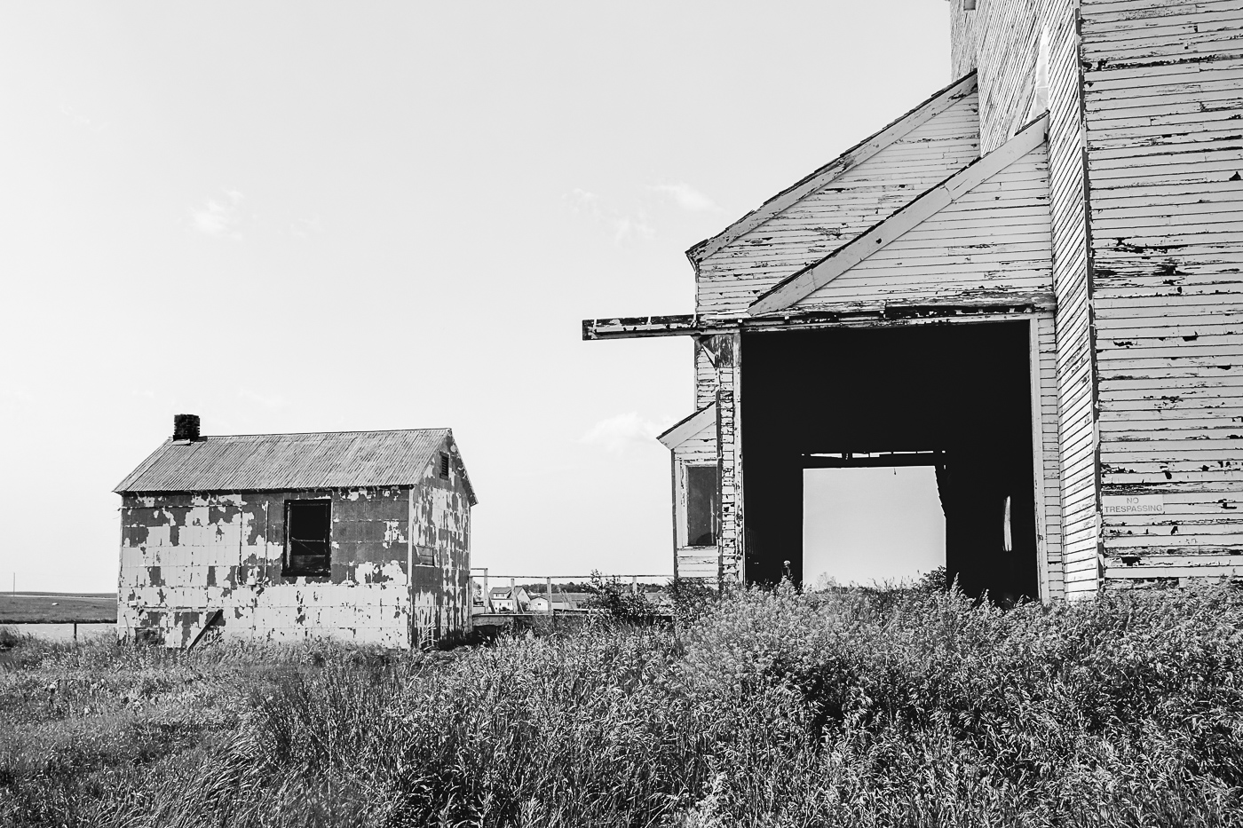 Hedy Bach Photgraphy - SASK - old buildings - 11