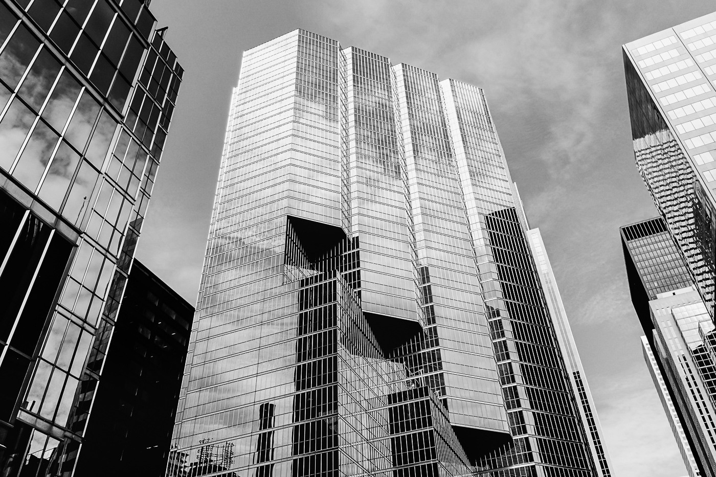 Hedy Bach Photography - TO - high contrast downtown - 4
