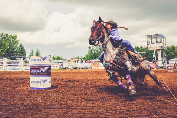 Hedy Bach Photography - Rodeo girls - 10