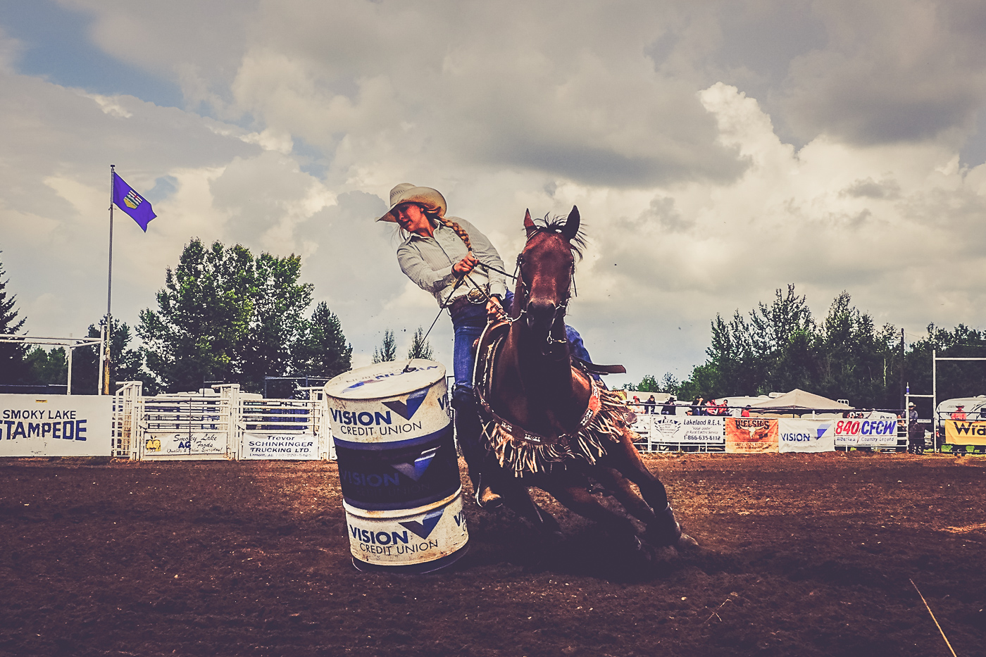 Hedy Bach Photography - Rodeo girls - 14