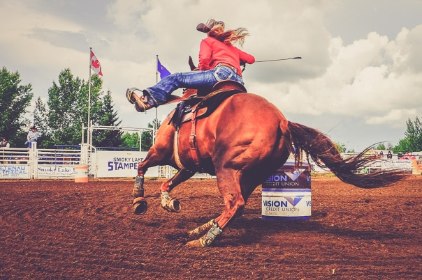 Hedy Bach Photography - Rodeo girls - 9