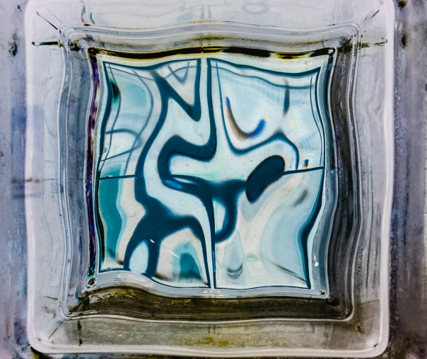 Hedy Bach Photography ~ glass block - 4