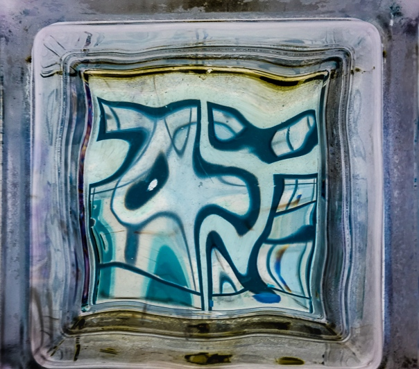 Hedy Bach Photography ~ glass block - 5