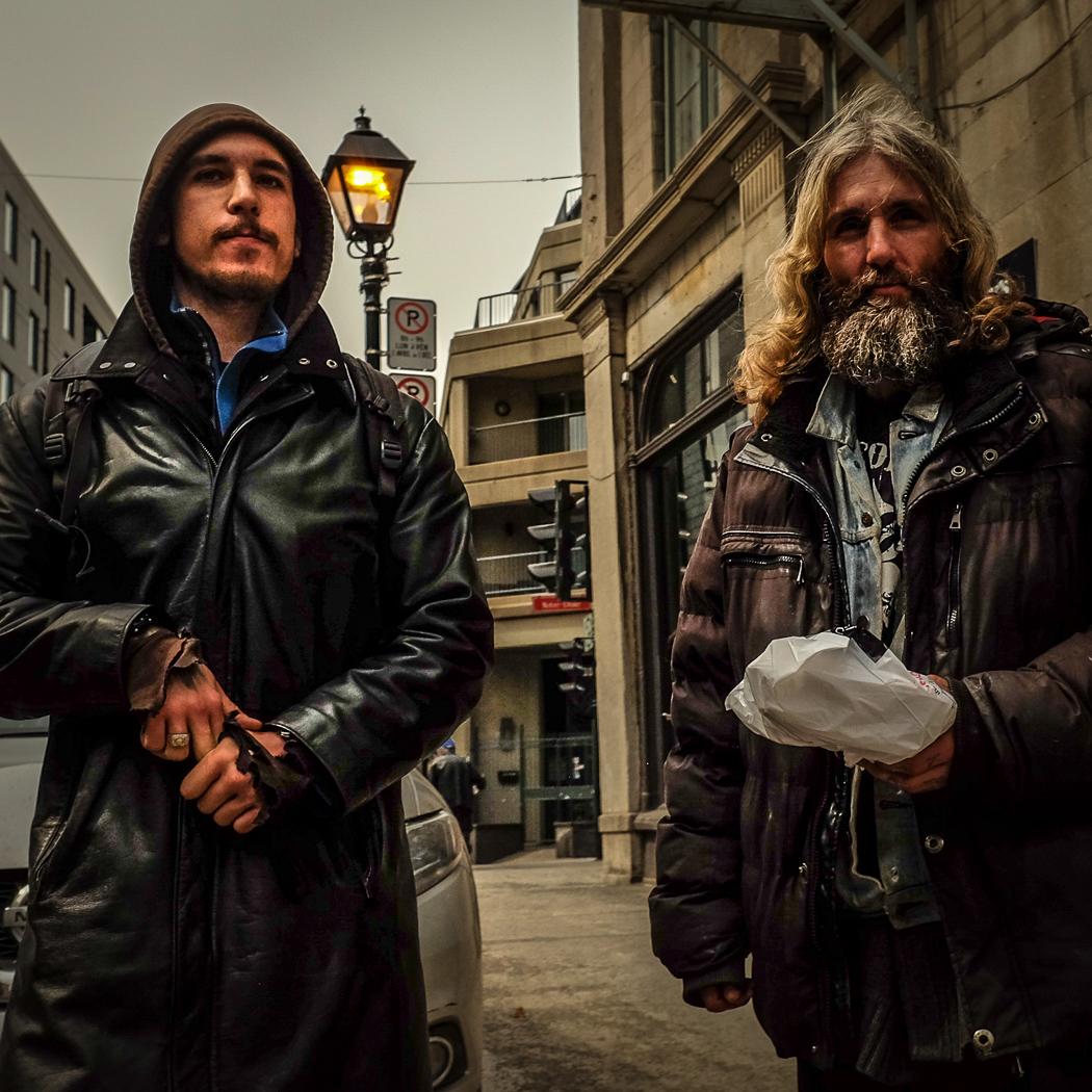 hedy bach images - Montreal- street 3_-2