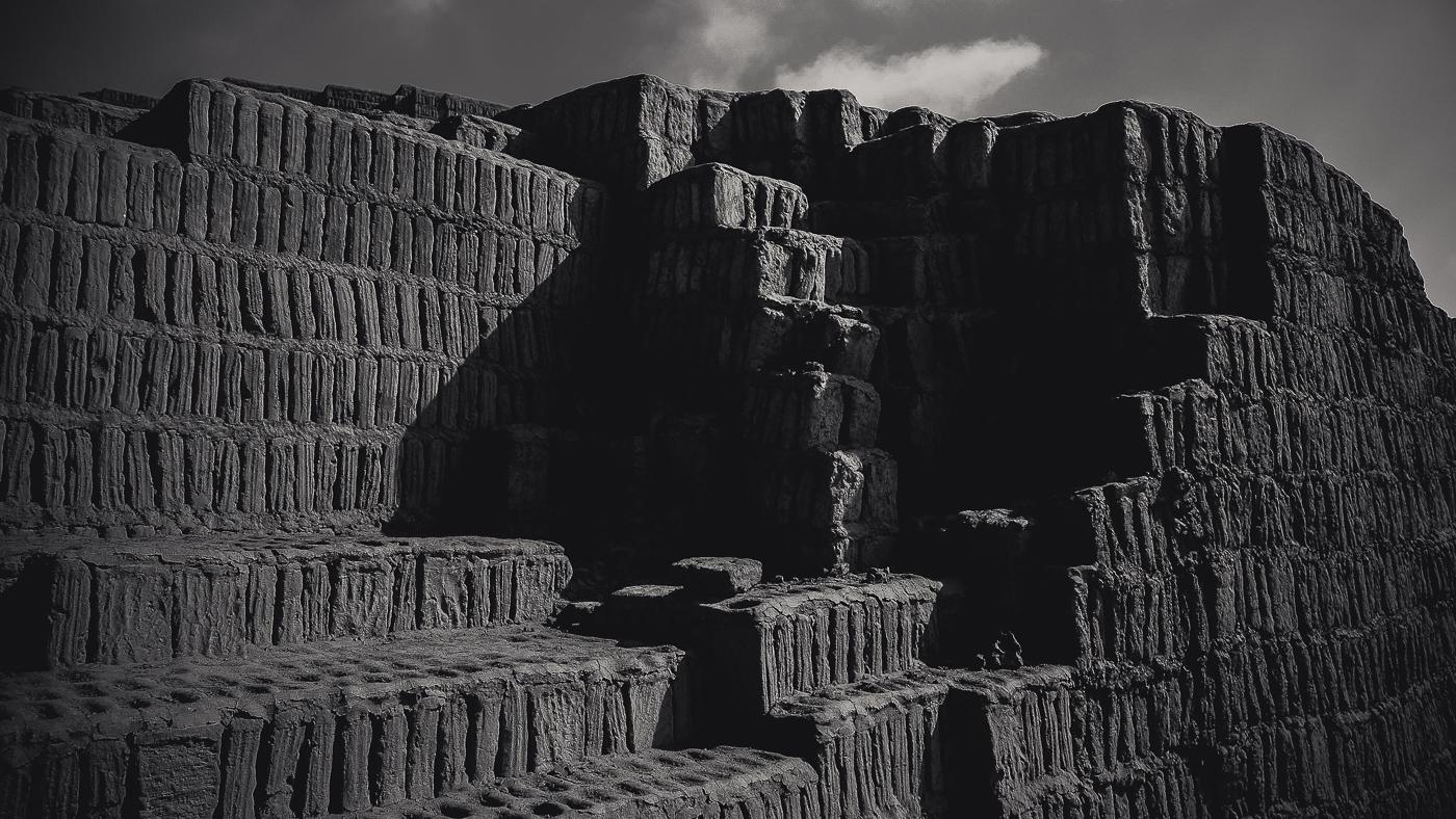 hedy bach images - Huaca Pucllana - 3
