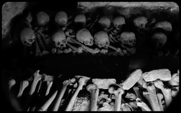 hedy bach images - catacomb 1