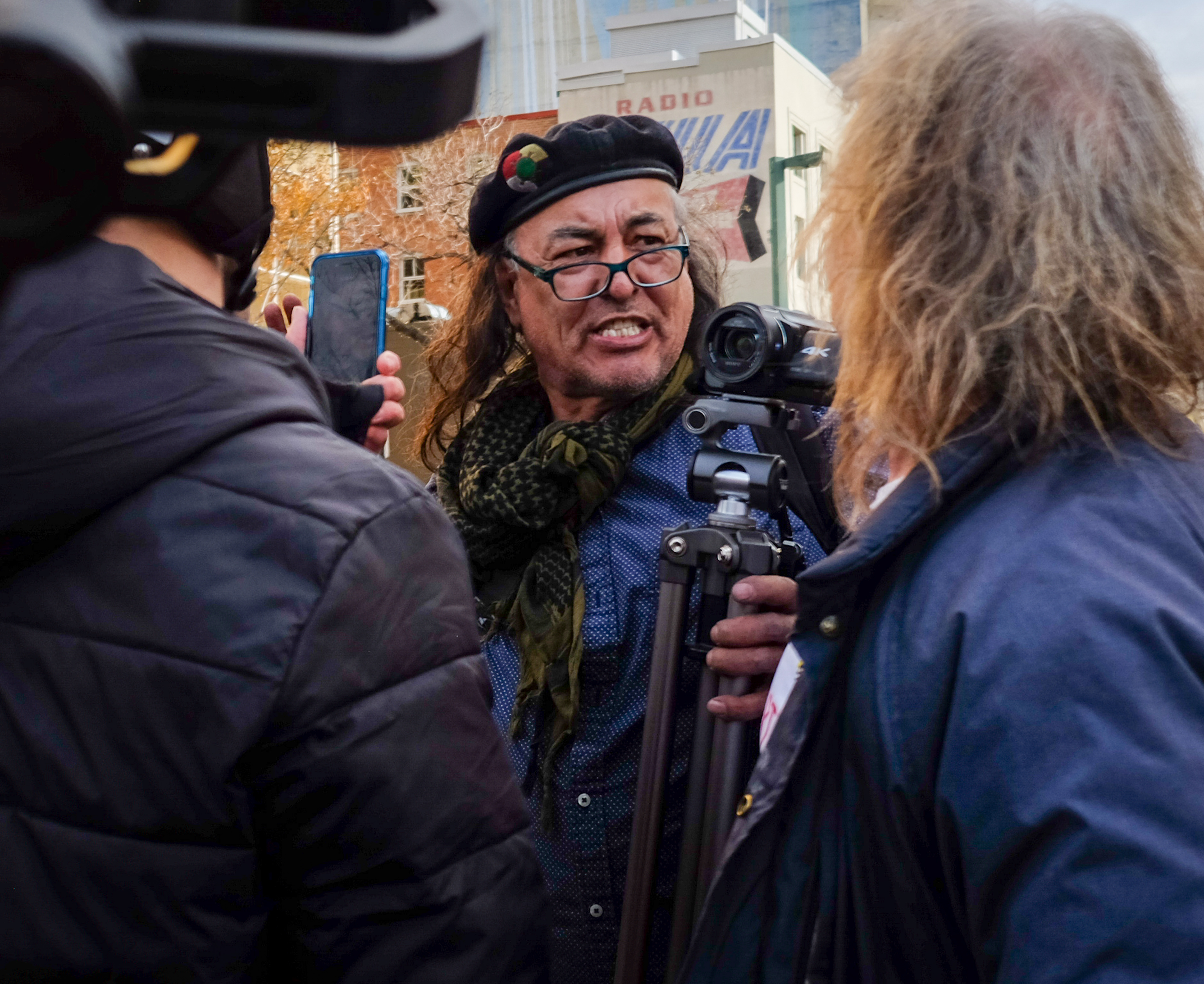 hedy bach images - climate strike - 17-2