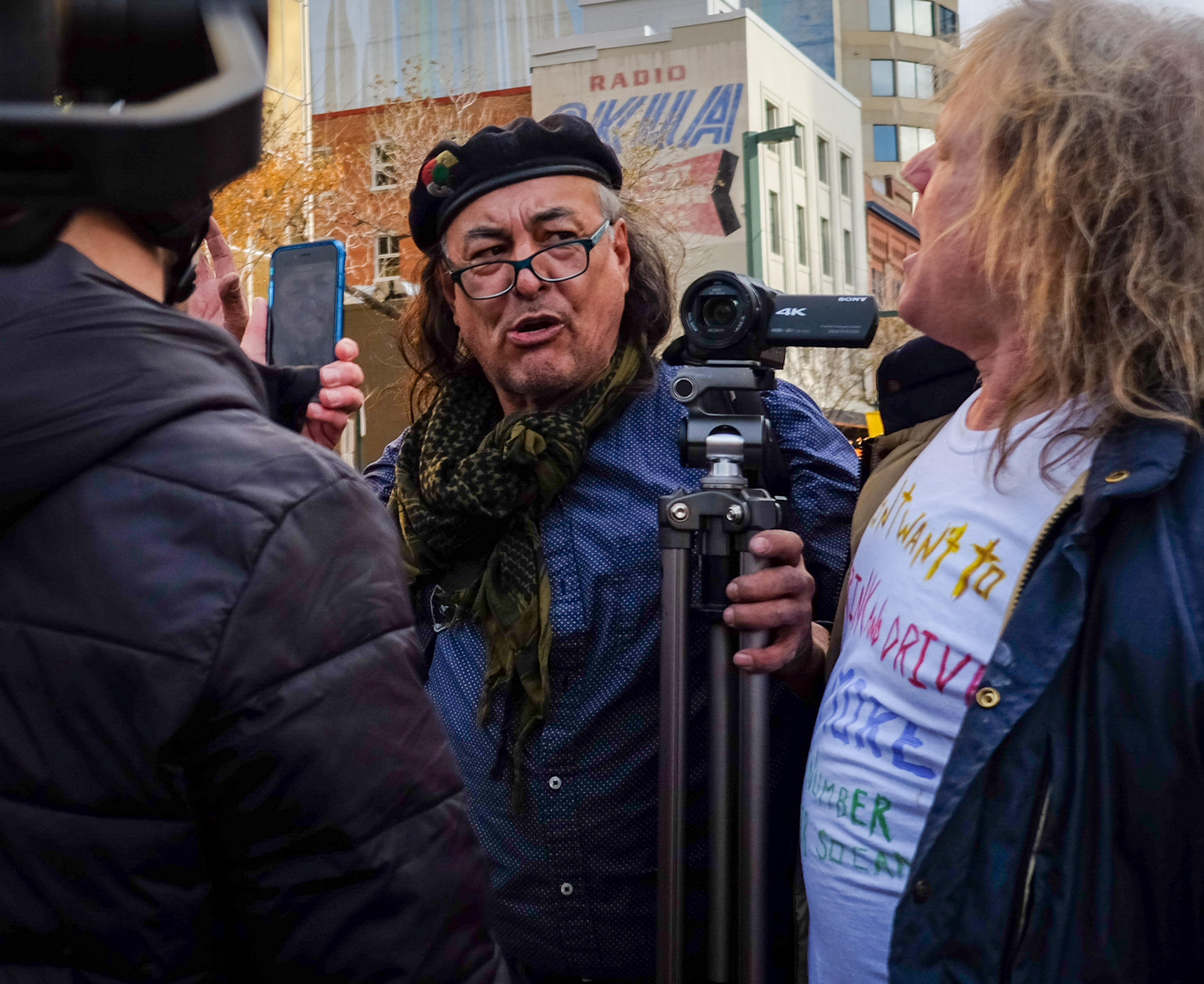 hedy bach images - climate strike - 19-2