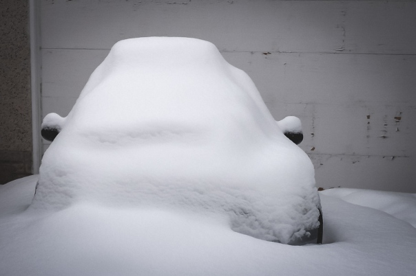hedy bach images - snow car - 2_